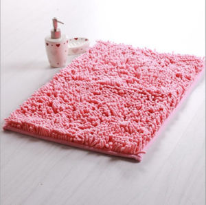 Anti-Slip Shaggy Chenille Door Mat pictures & photos