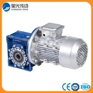 90 Degree RV Series Worm Gearbox Speed Reducer pictures & photos