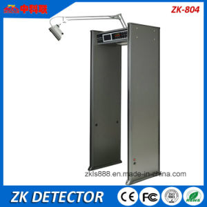 Infrared Light Archway Door Frame Metal Detector Security Detection