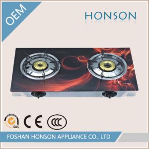 Wholesale Glass Top High Quality 2 Burner Best Gas Range