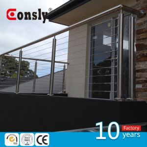 Outdoor High Quality Deck Railing Handrail/ Baluster Post pictures & photos