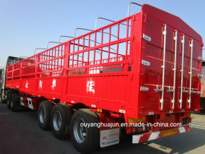 13 Meters and Self-Weight: 6500kg Van Type Semitrailer pictures & photos