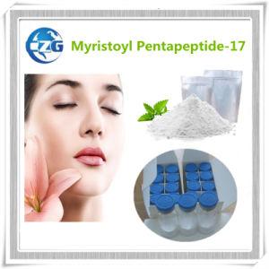Eyelash Growth Polypeptides Peptide Palmitoyl Myristoyl Pentapeptide-17 pictures & photos
