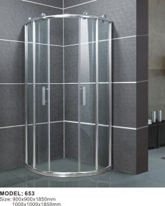 Germany, French, Canada Welcome Type Shower Room Cabin