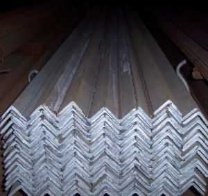 Q195 Q235 Q245 Q275 Equal Angle Steel Iron Angle pictures & photos