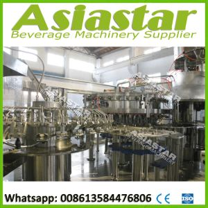 Ce Approved Automatic Pet Bottle Soft Drink Filling Packing Machinery pictures & photos