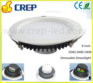 0-10V Dimmble 5inch 15W LED Ceiling Downlight with ENEC CB pictures & photos