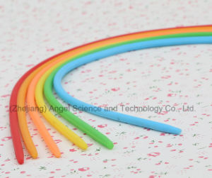 Eco-Friendly Package Rope Silicone Cable Tie Sk39 pictures & photos