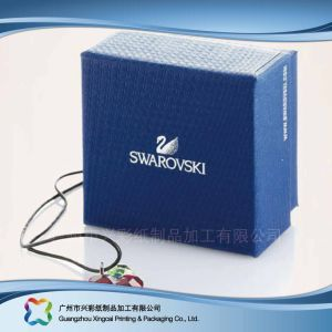 Luxury Jewelry Cardboard Paper Packaging Box with Lid (xc-1-074) pictures & photos