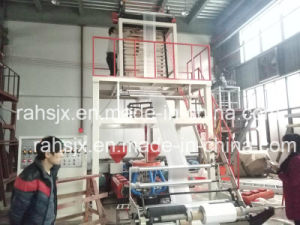 Poly ABA Film Blowing Machine with 1200mm pictures & photos