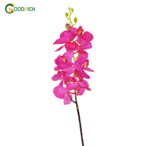 Single Stem Orchid Silk Flower pictures & photos
