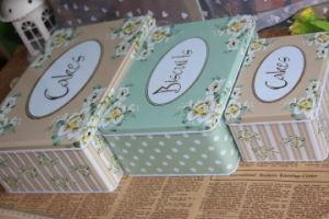 Tin Set/Sets of Tin Box pictures & photos