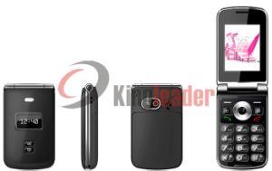 """2.2"""" Mtk6252 Flip Dual SIM Senior Phone-W22 pictures & photos"""