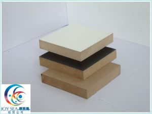 Building Materials Plain MDF Board pictures & photos