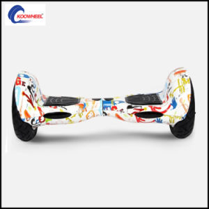 Drop Shipping Koowheel 10inch Big Tire Hoverboard Self Balance Scooter Electric Airboard Smart Self-Balancing Smart Wheel Drift Loaded Skateboards No Tax pictures & photos