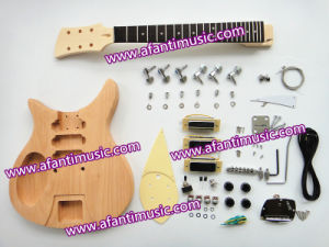 Afanti Music / Rick Style Left Hand Electric Guitar Kit (ARC-256K) pictures & photos