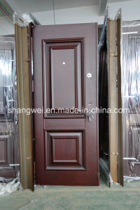 Adjustment Frame Steel Security Door pictures & photos