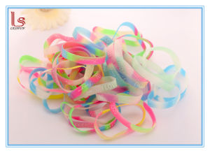 Wholesale Bracelet Cheap Silicone Wrist Band Fast Shipping pictures & photos
