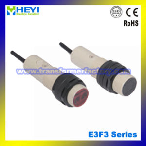 New Sensor (E3F3 Series) Photoelectric Beam Sensor pictures & photos
