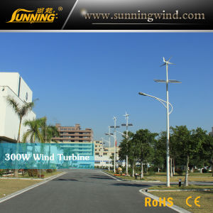 Wind Solar LED Road Lighting (100W LED Light) pictures & photos