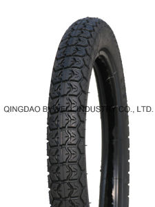 Taiwan Technology Motorcycle Tire with Top Quality 2.75-17 (BY226) pictures & photos
