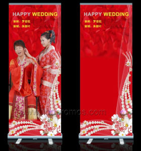Advertising Rolling up Stand Banner pictures & photos