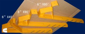 Steel Durable Portable Powder Coated Fixed Roofing Bracket pictures & photos