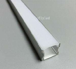 Recessed 15mm Aluminum LED Profile pictures & photos