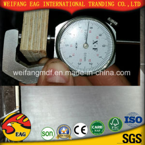 18mm, 15mm, 12mm, Brown Color, Good Quality Low Price Film Faced Plywood pictures & photos