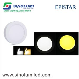 4000k 15W LED Panel Downlight with Surface Mounted