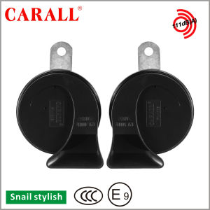Fk-K80b Halloween Aapex La 2016 Brand New Twin Pack Powerful Magic Voice waterproof DC 12V Car Speaker Auto Parts Snail Horns pictures & photos