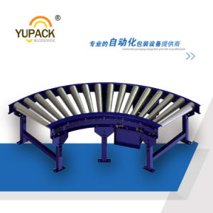 Driven Curved Roller Conveyor pictures & photos