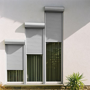 Motorized Roller Shutter, Automatic Rolling Shutter pictures & photos