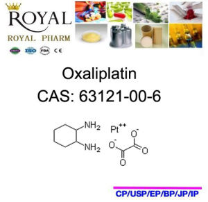 Oxaliplatin CAS: 63121-00-6 pictures & photos