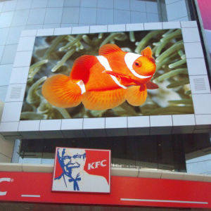 Guangzhou Outdoor Full Color LED Screen Display pictures & photos