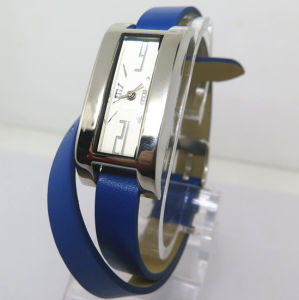 Womem′s Alloy Watch Fashion Cheap Hot Watch (HL-CD035) pictures & photos