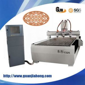 Double Spindle, Wood, Acrylic, Stone, Aluminum, CNC Router Machine pictures & photos