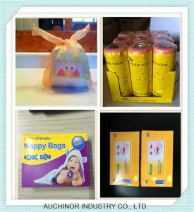 Plastic Nappy Sacks Disposable Fragranced Baby Diaper Bag Customerized Design pictures & photos