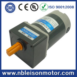 40 Watt Electric DC Motor with Gearbox (Z4D40) pictures & photos