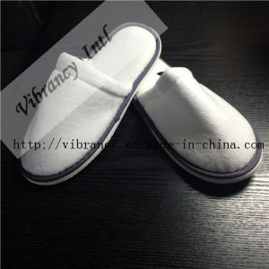 Good Quality Disposable 4~5 Hotel Slipper pictures & photos
