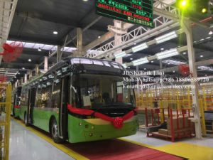 Semi Automatic Coach Production Line/Bus Assembly Line pictures & photos