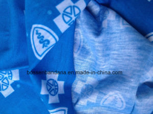 OEM Produce Customized Logo Printed Promotional Multipurpose Sports Head Band pictures & photos