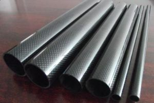 Customized Carbon Fiber Tube for Sports Equipment pictures & photos