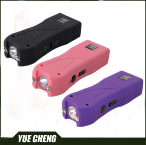 Yc-398 Mini High Quanlity Stun Gun Police Riot Flashlight pictures & photos
