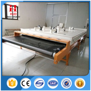 T Shirt Conveyor Belt Dryer Textile Tunnel Dryer pictures & photos