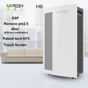 Home Air Purifier with HEPA and Esp (H6) pictures & photos
