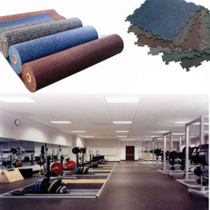 Rubber Mat for Gym Room pictures & photos