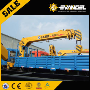 Made in China Truck Mounted Crane with Low Price pictures & photos