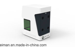 Lowest Price of Metal Fiber Laser Marking Machine 20W pictures & photos