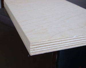 Premium Hardwood Core 9mm UV Birch Plywood pictures & photos